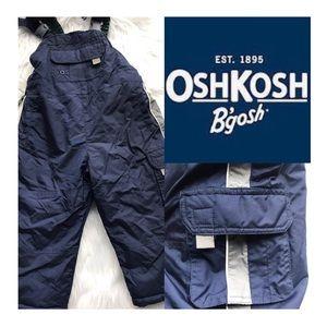 OSHKOSH B'GOSH Snow Bibs ⛄️